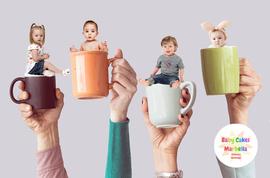 Parent & Baby/Toddler Coffee Mornings with Baby Cakes Marbella