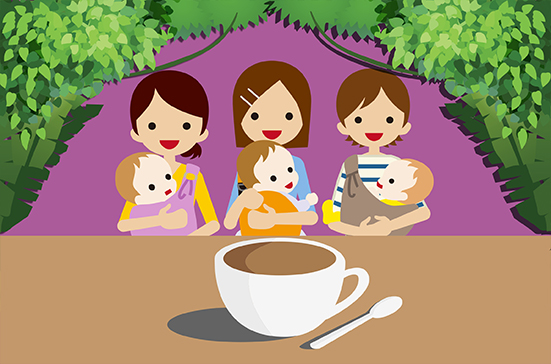 Parent & Baby Coffee Mornings with Baby Bounce & Rhyme Time