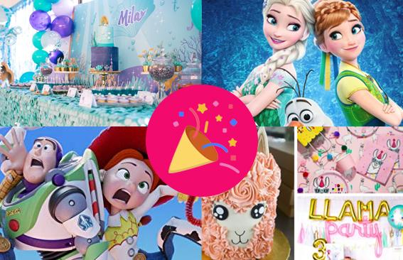 Trending Kids Party Themes For 2019 Venue Estepona