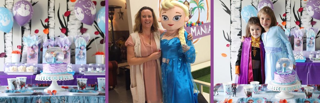 Frozen II Parties Marbella